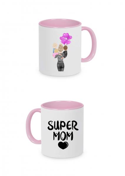 Super Mom - 3 Kinder